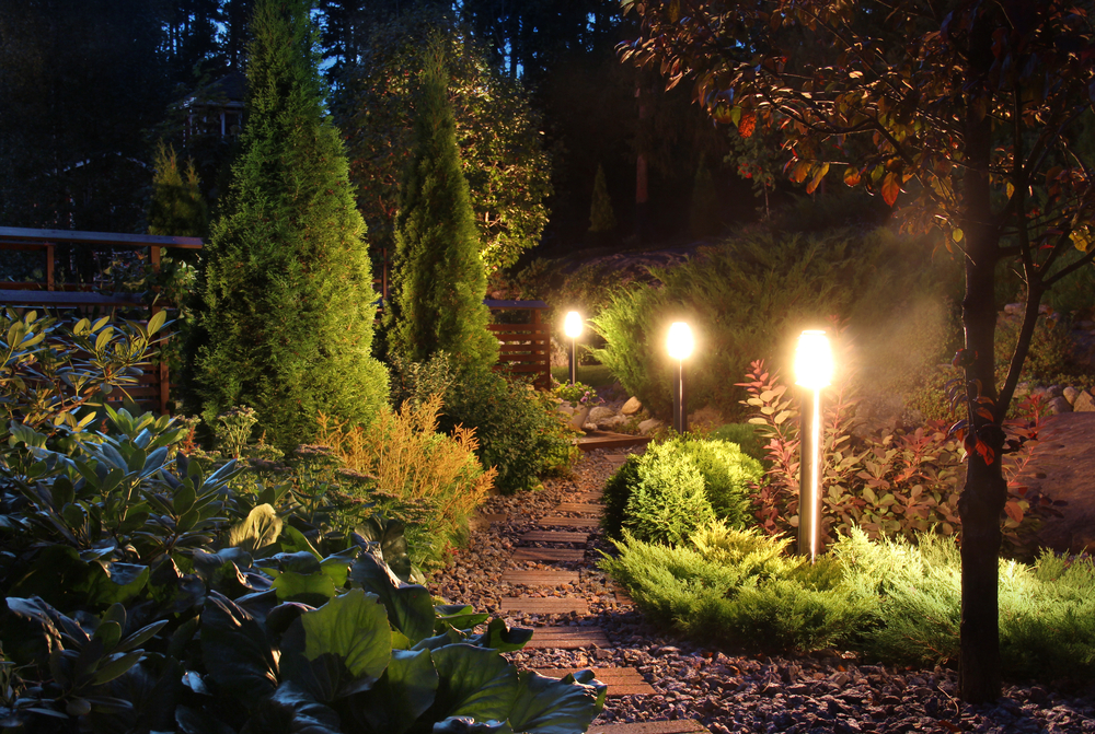 garden and security lighting systems. Our electricans BAllarat can help you choose the best security lighting for safety in your home.